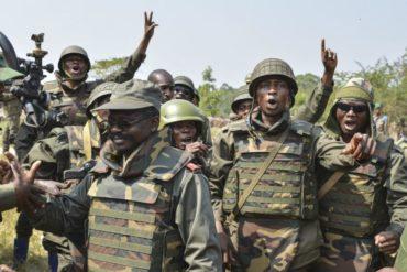 DR Congo's Army