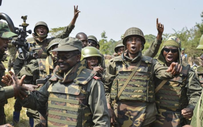 DR Congo's Army