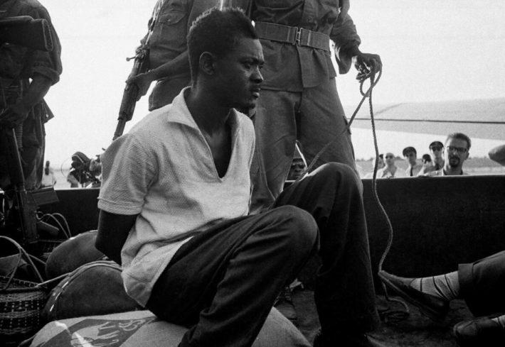 Deputy Prime Minister Patrice Lumumba