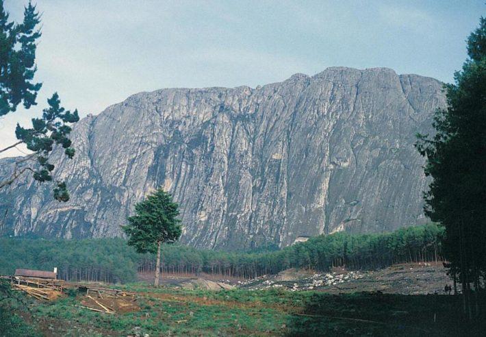Large parts of Malawi