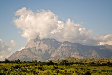 Mountains in Malawi