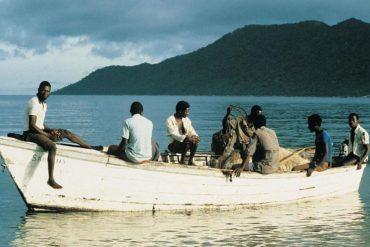 Fishermen at Monkey