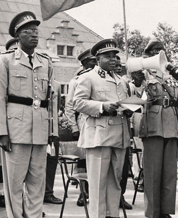 General Mobutu