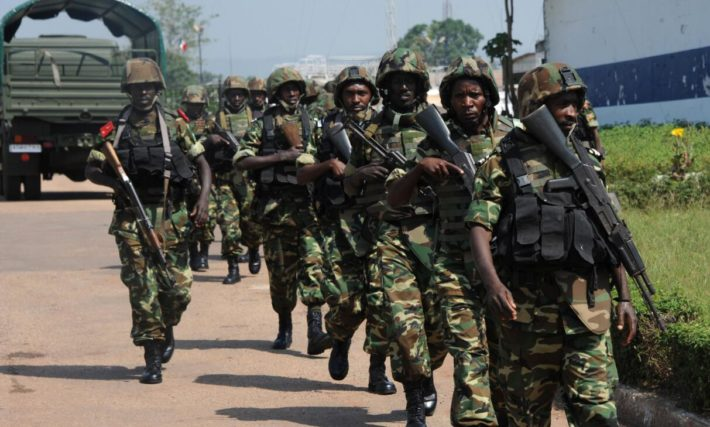 Army in the Central African Republic