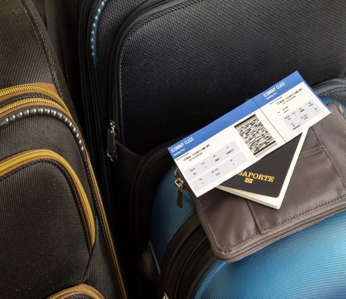 How to Fill in Your Name on a Flight Ticket