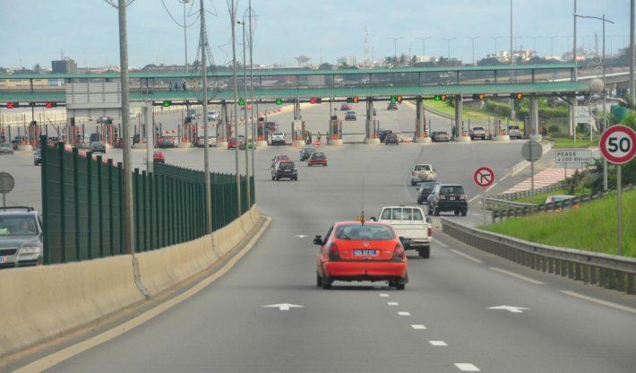 New bridge at Abidjan