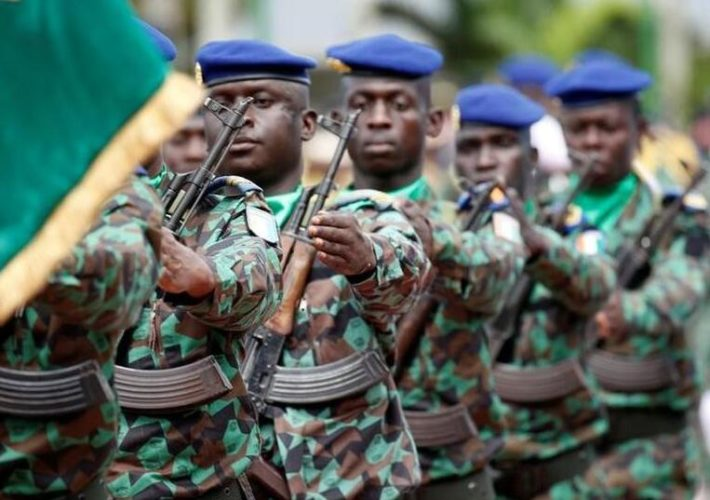Ivory Coast Army