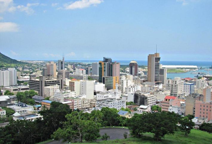 Port Louis is the capital of Mauritius