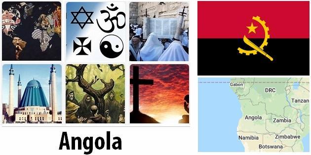 Angola Religion