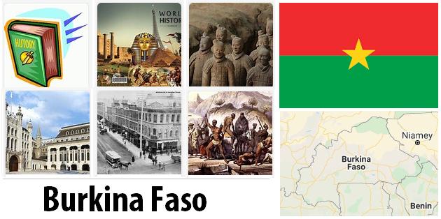 Burkina Faso Recent History