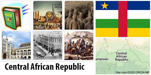Central African Republic Recent History