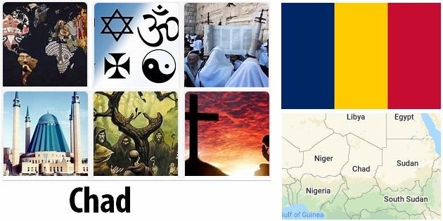 Chad Religion