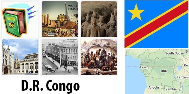 Democratic Republic of the Congo Recent History