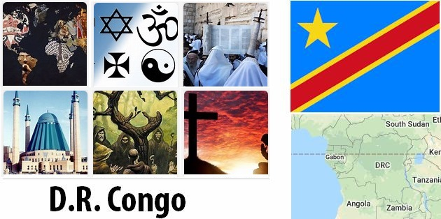 Democratic Republic of the Congo Religion