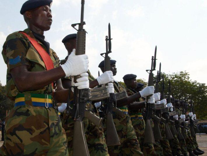 Equatorial-Guinea's Army