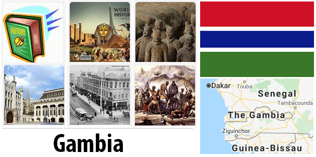 Gambia Recent History