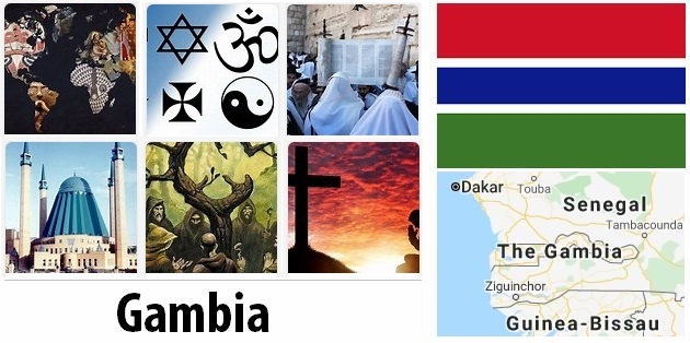 Gambia Religion