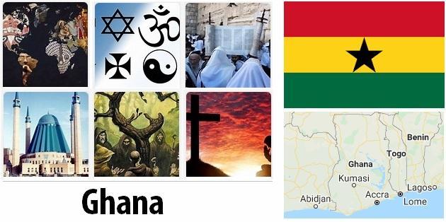 Ghana Religion