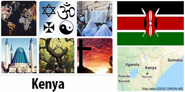 Kenya Religion