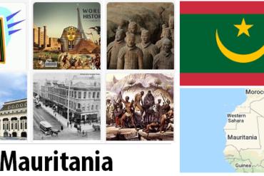 Mauritania Recent History