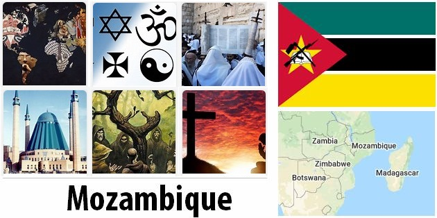 Mozambique Religion