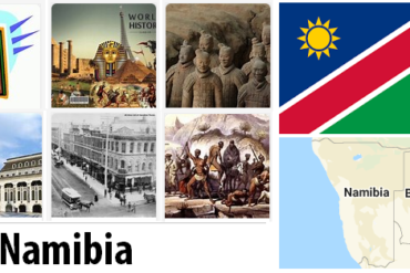Namibia Recent History