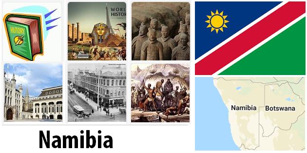 Namibia Recent History