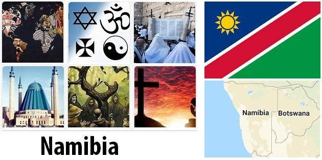 Namibia Religion