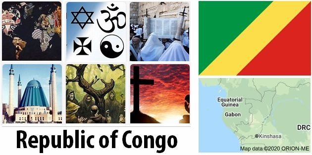 Republic of Congo Religion