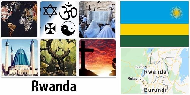 Rwanda Religion