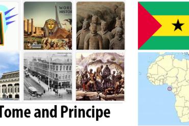 Sao Tome and Principe Recent History