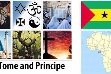 Sao Tome and Principe Religion