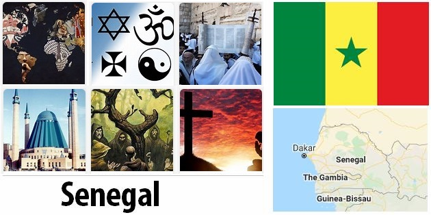 Senegal Religion