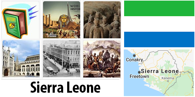 Sierra Leone Recent History