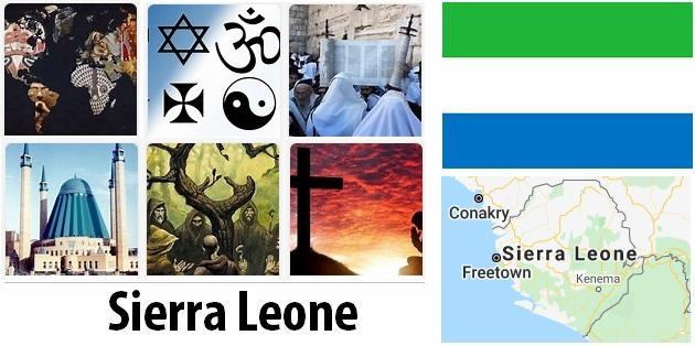 Sierra Leone Religion