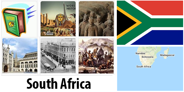 South Africa Recent History