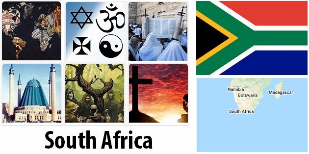 South Africa Religion