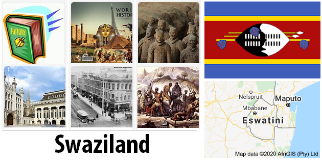 Swaziland Recent History