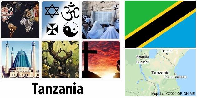 Tanzania Religion
