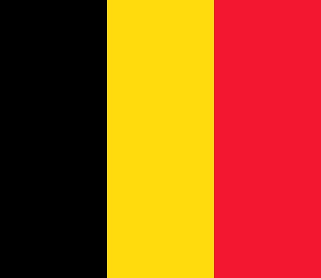 Belgium Emoji flag