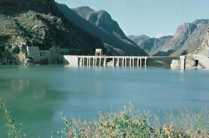 The Cahora Bassa Dam