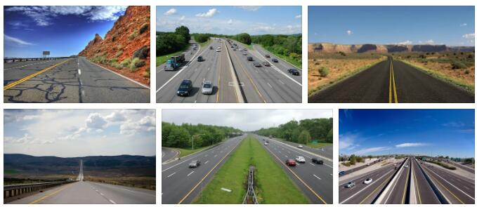U.S. National Highways