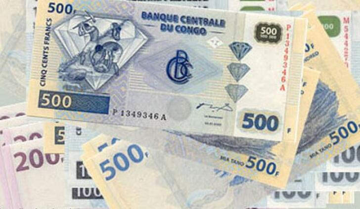 DR Congo's Currency