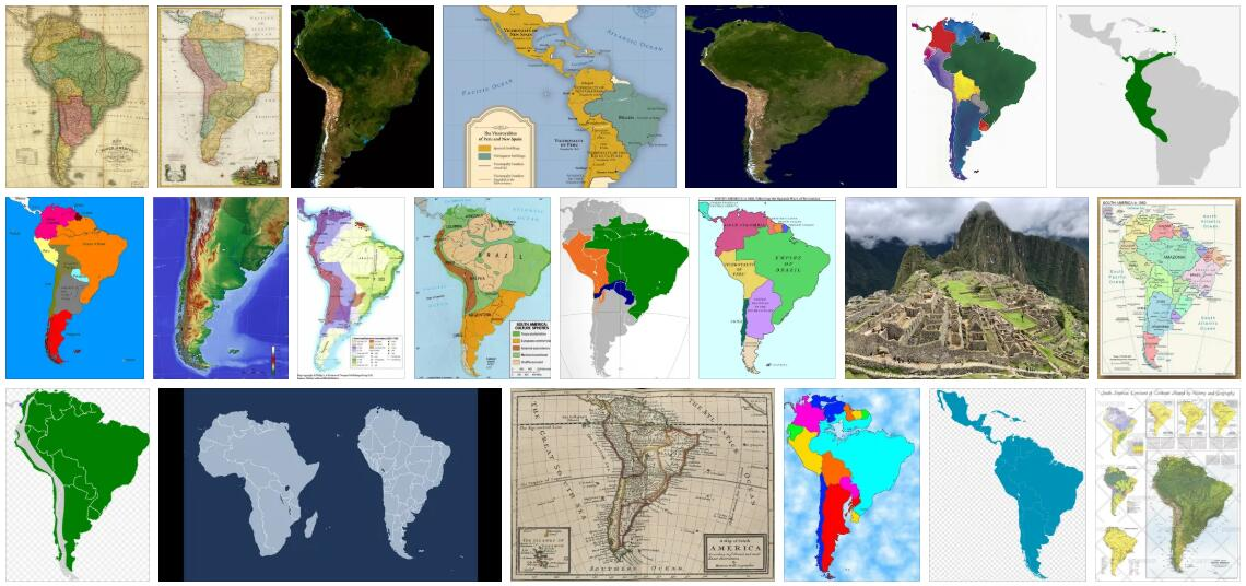 South America History