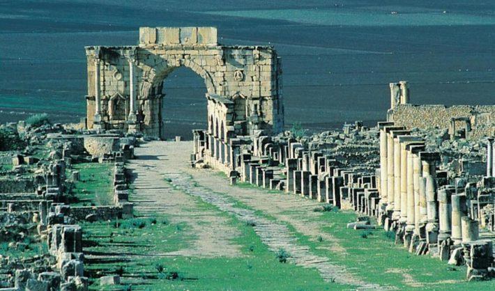 Caracalla's triumphal arch