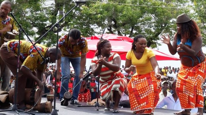 Music in Mozambique