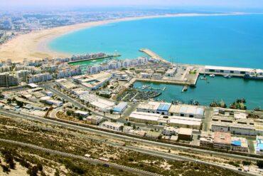 Agadir - sun, swimming and Moroccan culture
