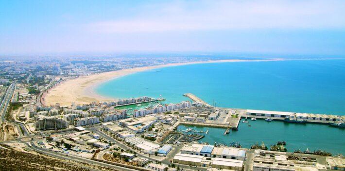 Attractions in Agadir