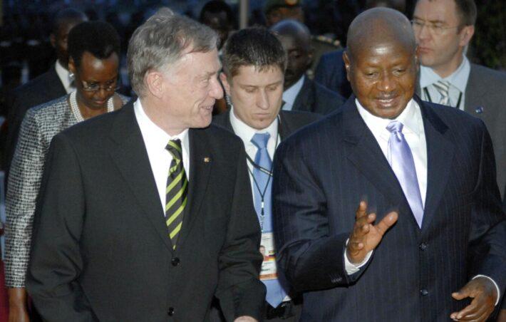 Uganda Relations with Neighboring Countries