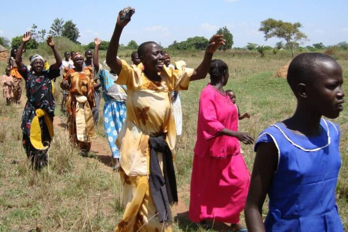 Uganda Social structure